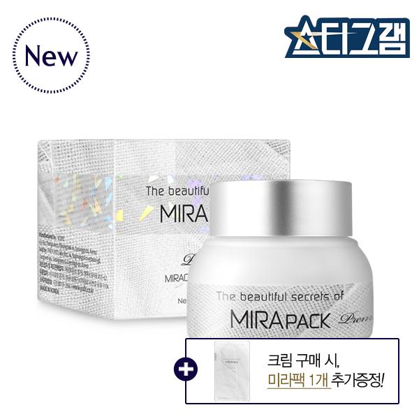 [변정수크림]더유핏 미라팩 미라클 크림 30g
